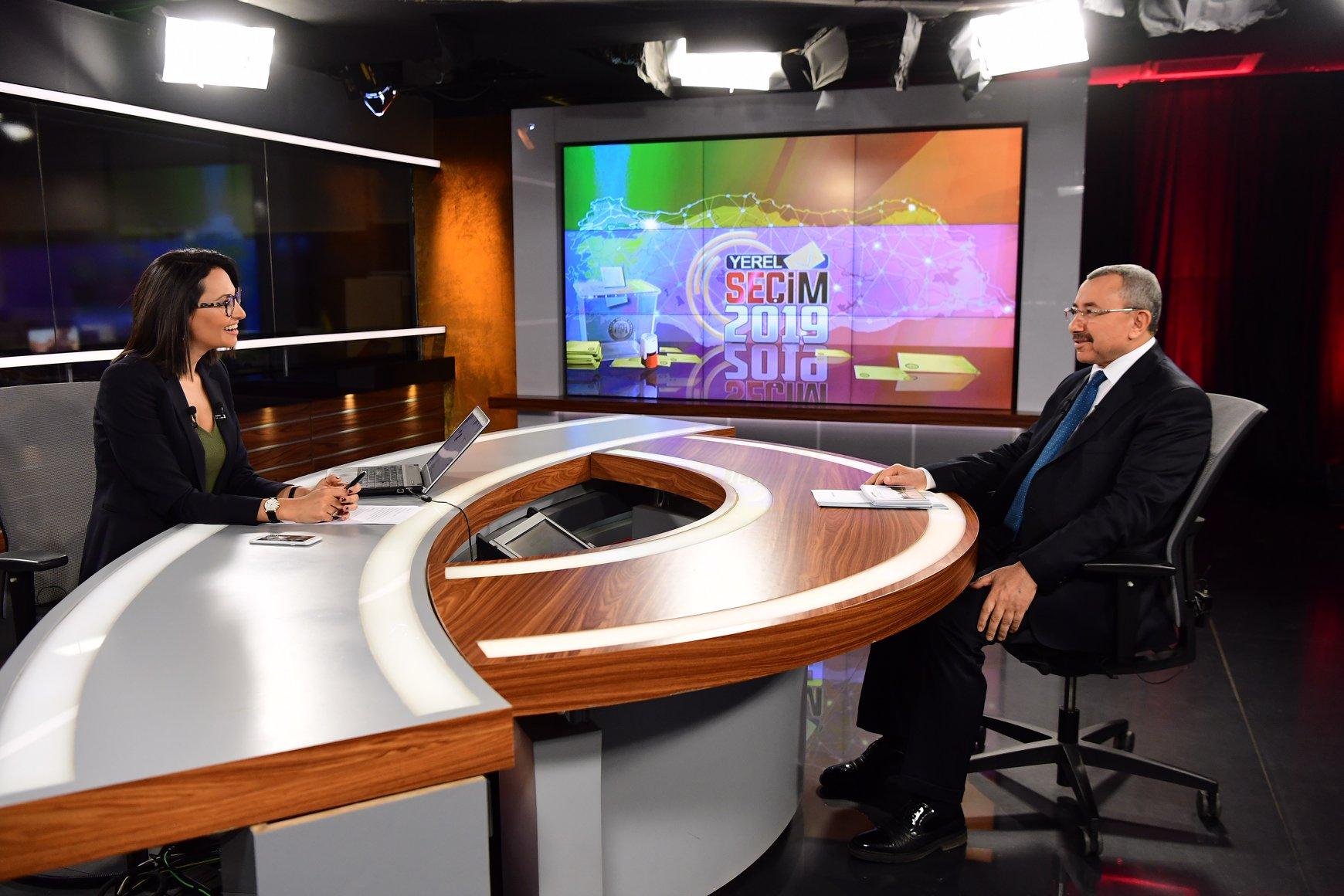 8 ŞUBAT 2019 HABERTÜRK TV SEÇİM ÖZEL CANLI YAYIN PROGRAMI