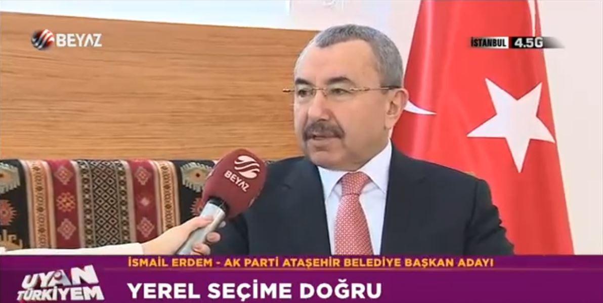 2 MART CUMARTESİ BEYAZ TV UYAN TÜRKİYEM HABER PROGRAMI CANLI YAYINI