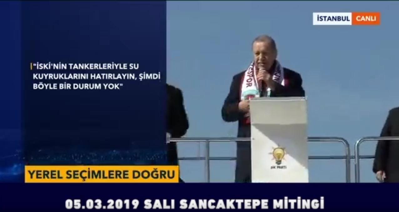 🇹🇷Cumhurbaşkanımızdan, ATAŞEHİR Belediye Başkan Adayı İsmail ERDEM Başkanımıza övgü dolu sözler.