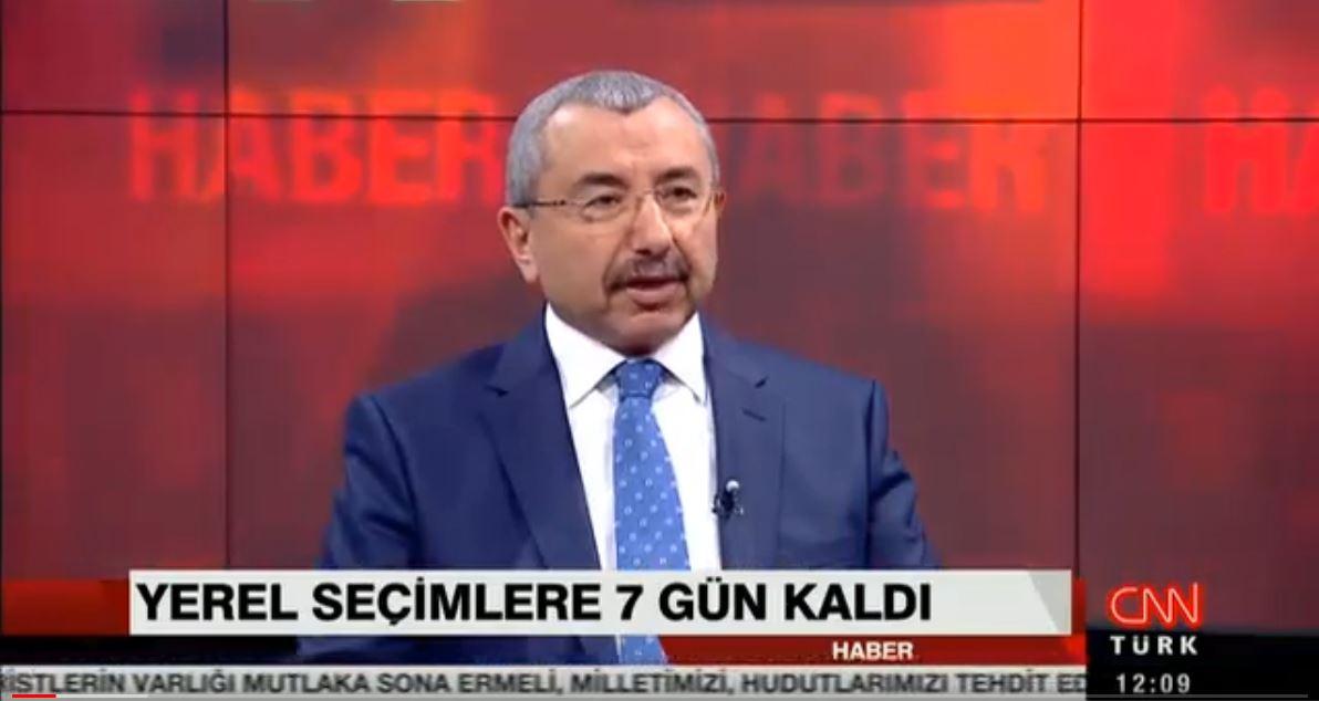 24 MART CNN TÜRK CANLI YAYIN